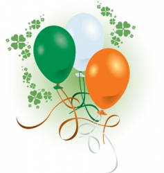 Saint Patrick's day celebration vector image vector image