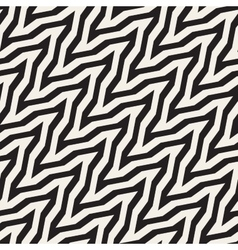Zigzag stripes optical seamless vector