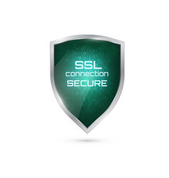 Ssl connection secure vector