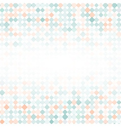 Abstract pattern with mixed small spots vector image vector image
