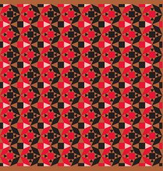 Old byzantine pattern vector