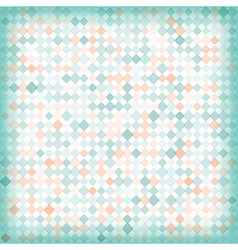Abstract pattern with mixed small spots vector