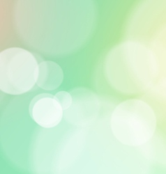 Abstract bokeh light background vector