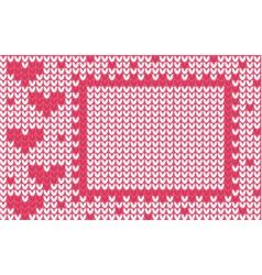 valentines stitch vector image