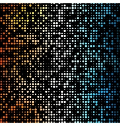 Abstract colorful background Color Circle vector image vector image