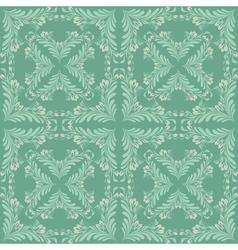Baroque seamless background vector