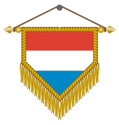 Flag of netherlands vector