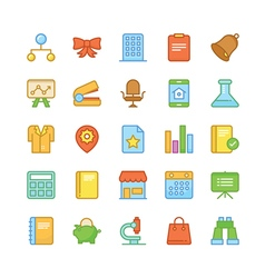 Business icons 7 vector