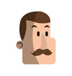 Man icon image vector