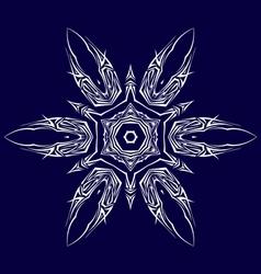 Tatto shuriken vector
