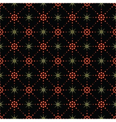 Seamless pattern of symbolic stars 3 vector