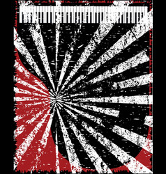 Jazz grunge piano background vector