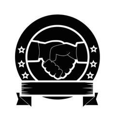 Diversity handshake symbol vector