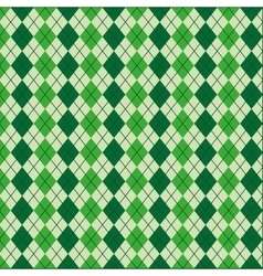 Textile pattern green decoration icon vector