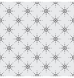 Seamless pattern of symbolic stars vector