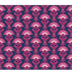 Rose Retro pattern format vector image