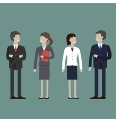 Business people concept vector
