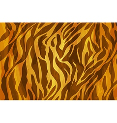 Old Paper Tiger Texture Art 02 vector image