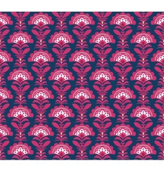 Rose Retro pattern format vector image