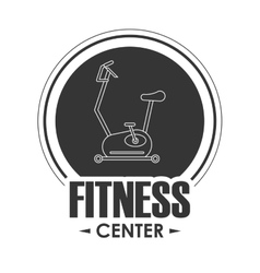 Spinning machine icon fitness design vector