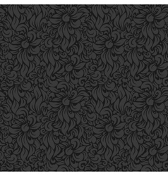 Luxury floral background vector