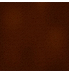 Brown leather background texture vector