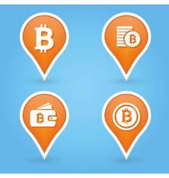 Bitcoin pointers vector