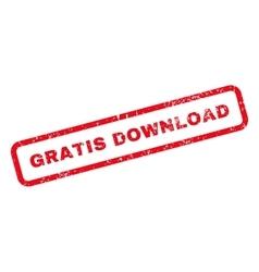 Gratis download text rubber stamp vector
