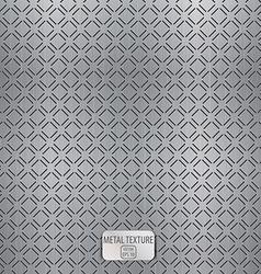 realistic metal texture 3 vector image