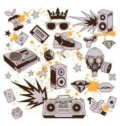 Crazy Party vector image vector image