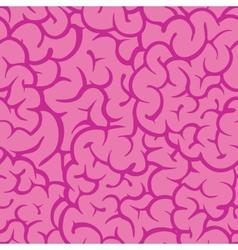 Pink guts vector