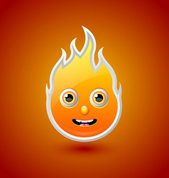 Fire character vector