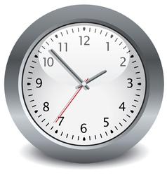 Gray clock vector