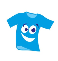 Funny t-shirt vector image
