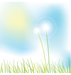 Grass - background vector