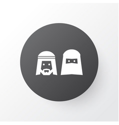 People icon symbol premium quality isolated vector