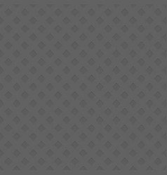 Seamless perforated diagonal square pattern vector