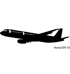 aero plant vector image