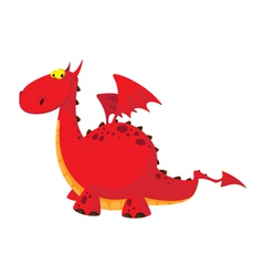Nice dragon vector