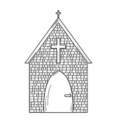 Sketch of the church vector