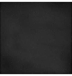 Black dirty chalkboard vector image vector image