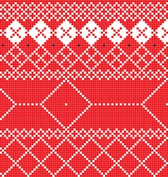 Traditional pattern vector