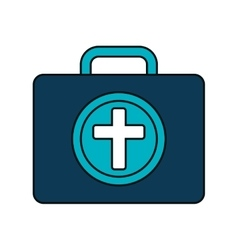Medical heatlhcare isolated icon graphic design vector