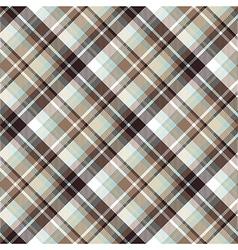 Brown blue seamless diagonal fabric texture vector
