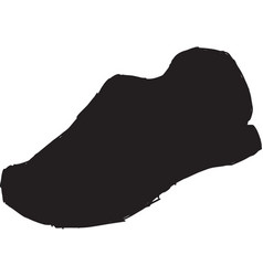 training shoes vector image