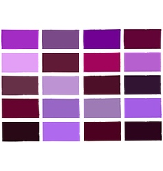 Purple tone color shade background vector