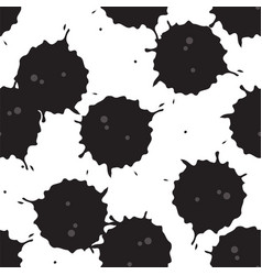 Spilled oil pattern vector