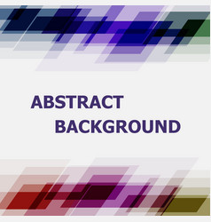 Abstract dark tone geometric overlapping vector