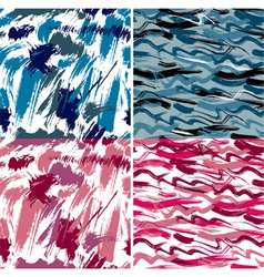paint abstract 2 380 vector image