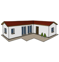 Low house vector